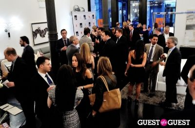 Luxury Listings NYC launch party at Tui Lifestyle Showroom