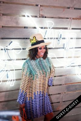 june ambrose in Coach Presents 2014 Summer Party on the High Line