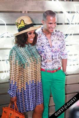 jay manuel in Coach Presents 2014 Summer Party on the High Line