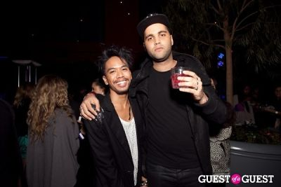 jeremy fall in Interscope After Party Sponsored by NIVEA @ The Redbury