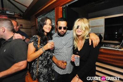 jus ske in Party At C5 With DJs Alexandra Richards And Jus Ske