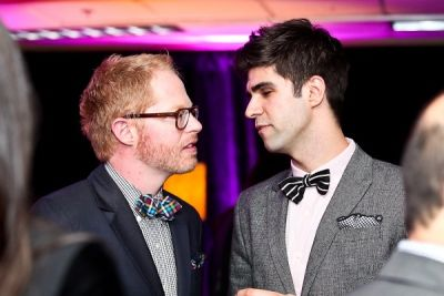 jesse tyler-ferguson in WHCD First Amendment Party