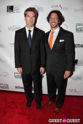 justin mitchell in 10th Annual About Face Benefit for Domestic Violence Survivors