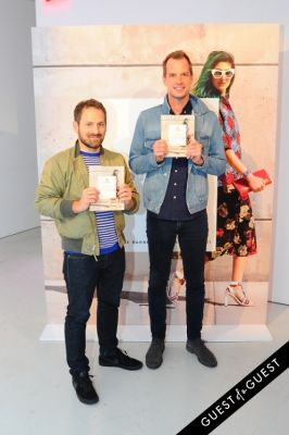 justin stefano in Refinery 29 Style Stalking Book Release Party