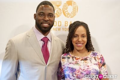 justin tuck in Food Bank For New York City's 2013 CAN DO AWARDS