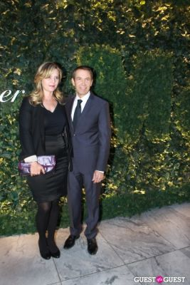 jeff koons in MoMA Benefit Gala