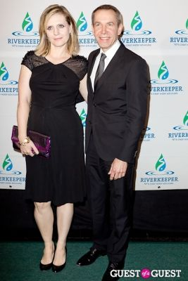jeff koons in Riverkeeper Fishermen's Ball