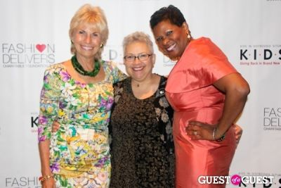 k.i.d.s. founders-karen-bromley-and-barbara-toback-with-k.i.d.s.-president in K.I.D.S. & Fashion Delivers Luncheon 2013