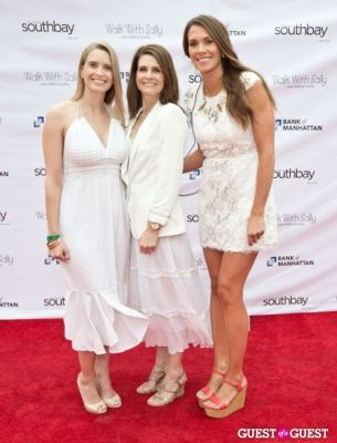 erin mullooly in Walk With Sally's 7th Annual White Light White Night