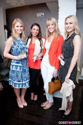 kaitlin froelick in Tinsley Mortimer at Nectar Skin Bar