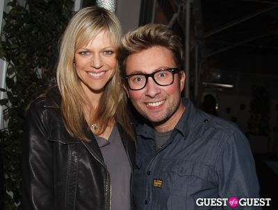 kaitlin olson in American Harvest Launch Party at Skybar