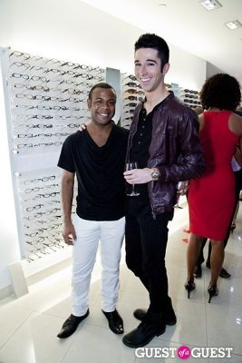 colin welch in Jimmy Crystal New York and Swarovski Elements