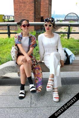 High Line Street Style 2015