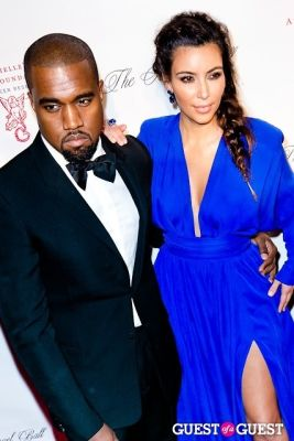 kanye west in Gabrielle's Angel Foundation Hosts Angel Ball 2012