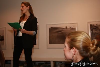 kara gerson in Opening Party for Stuart Franklin: The Dogon