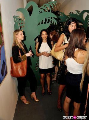 ana bravo in Eske Kath - Blackboard Jungle Exhibition Opening Reception