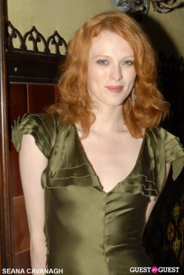 karen elson in Tara Subkoff Collection and Short Film Party