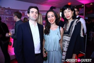 karen wong in New Museum Next Generation Party