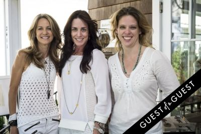 susan sandler in Hamptons Collective White Party