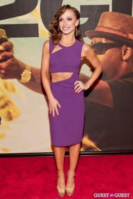 karina smirnoff in 2 Guns Movie Premiere NYC