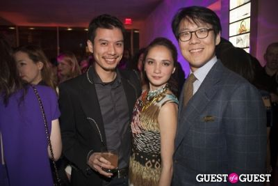 karl yeh in New Museum Next Generation After-Party