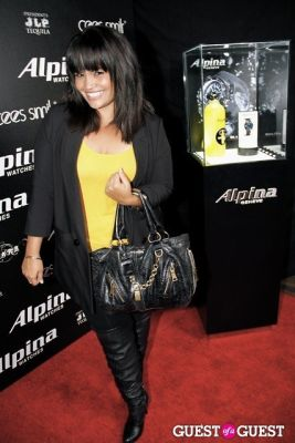 karli henriquez in Alpina Doorman Challenge And VIP Party.