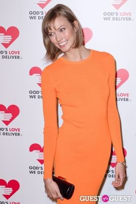 karlie kloss in God's Love We Deliver 2013 Golden Heart Awards