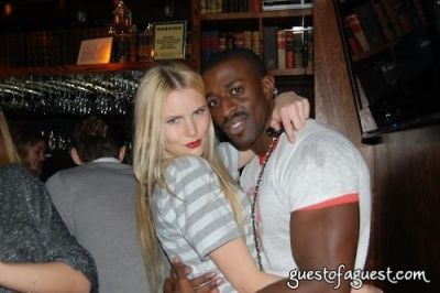 naeem delbridge in Welcome Home Party for Leven Rambin