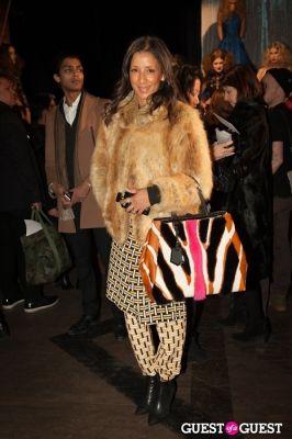 kat lebrasse in NYC Fashion Week FW 14 Street Style Day 5