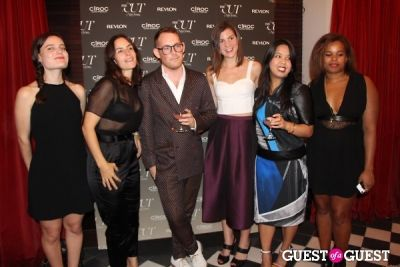 stella bugbee in New York magazine and The Cut's Fashion Week Party