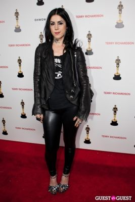 kat von-d in Terrywood - Terry Richardson Gallery Opening