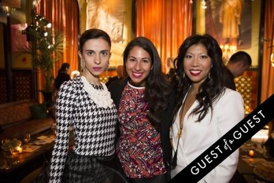 katalina de-solis-yuwei-lee in United Nations & Yuwei Design's Opportunity Initiative Launch
