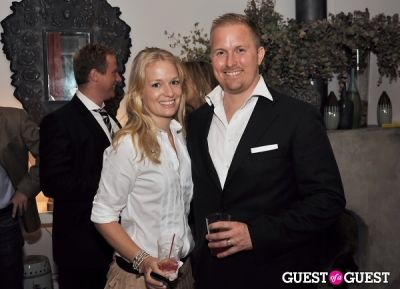 kate durling in MAY 13 Films movie launch party