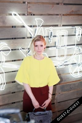 kate mara in Coach Presents 2014 Summer Party on the High Line