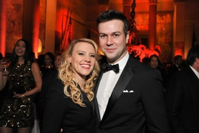 kate mckinnon in American Museum of Natural History Gala 2014