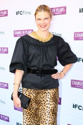 kate shelter in Special Screening of CHANGE OF PLANS Hosted by Diane Von Furstenburg and Barry Diller