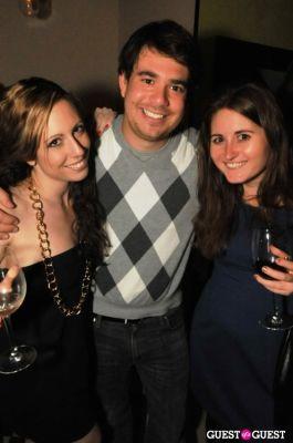 nick mcglynn in RIOJA Restaurant Week Kick-Off Party