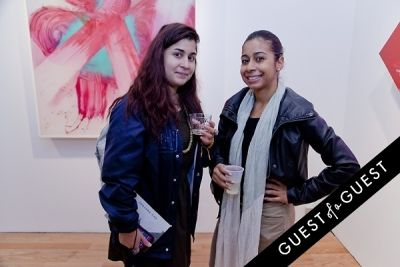 katherine bencosme in ART Now: PeterGronquis The Great Escape opening