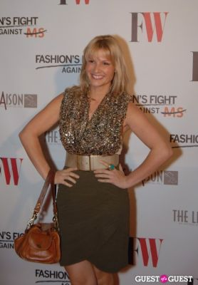 katherine kennedy in Fashion's Fight Against MS