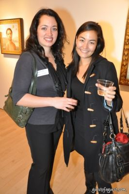 katherine perino in A Holiday Soirée for Yale Creatives & Innovators
