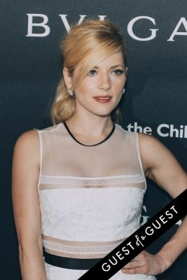 katheryn winnick in BVLGARI Partners With Save The Children To Launch