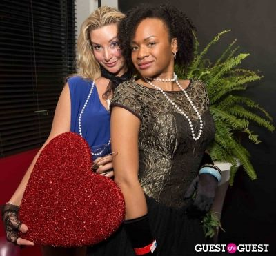 katia slobodzian in SPiN Standard Presents Valentine's '80s Prom at The Standard, Downtown