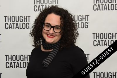 kathy daneman in Thought Catalog Hosts The Book Launch