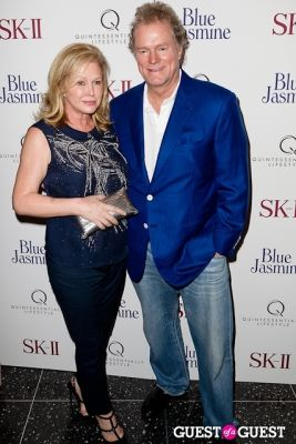 rick hilton in Blue Jasmine Premiere