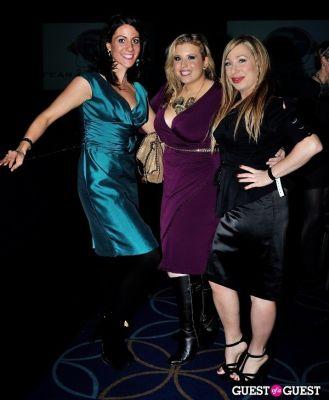 dj teal-camner in Fame Rocks Fashion Week 2012 Part 1