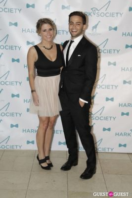 katie cummings in The Hark Society's 2nd Annual Emerald Tie Gala