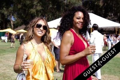 katie nguyen in The Sixth Annual Veuve Clicquot Polo Classic