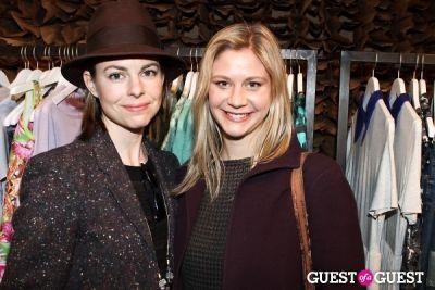 janey evett in Spring Selfie at Owen hosted by Danielle Bernstein of We Wore What