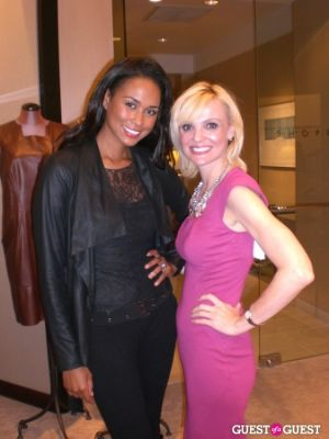 katie rost in Fall Fashion Preview Party