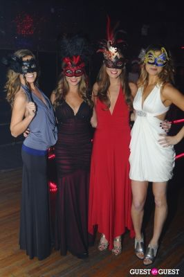 katie thiel in Fete de Masquerade: 'Building Blocks for Change' Birthday Ball